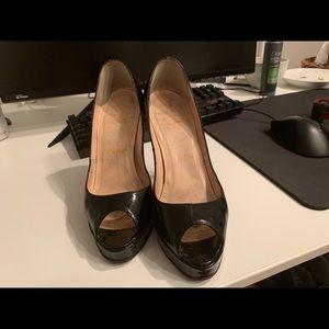 Christian louboutin heels size 37